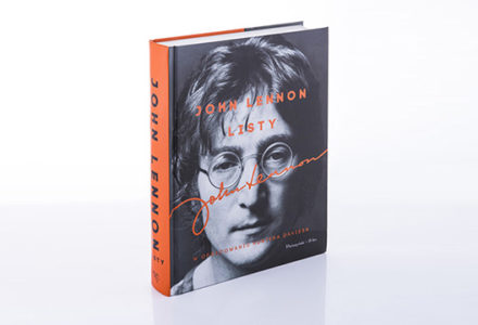 książka John Lennon Listy